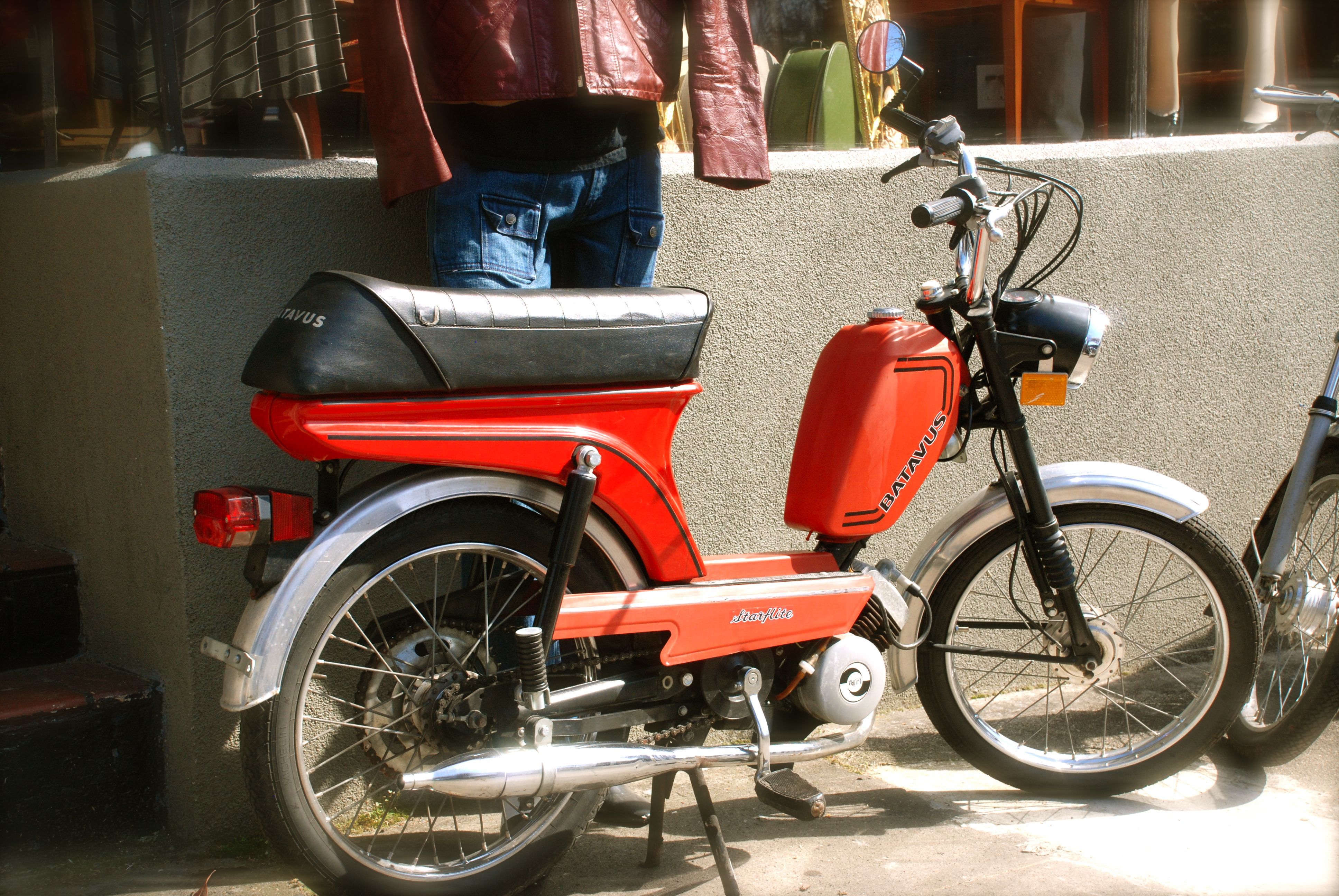 We Have Vintage Mopeds! – Most Everything Vintage