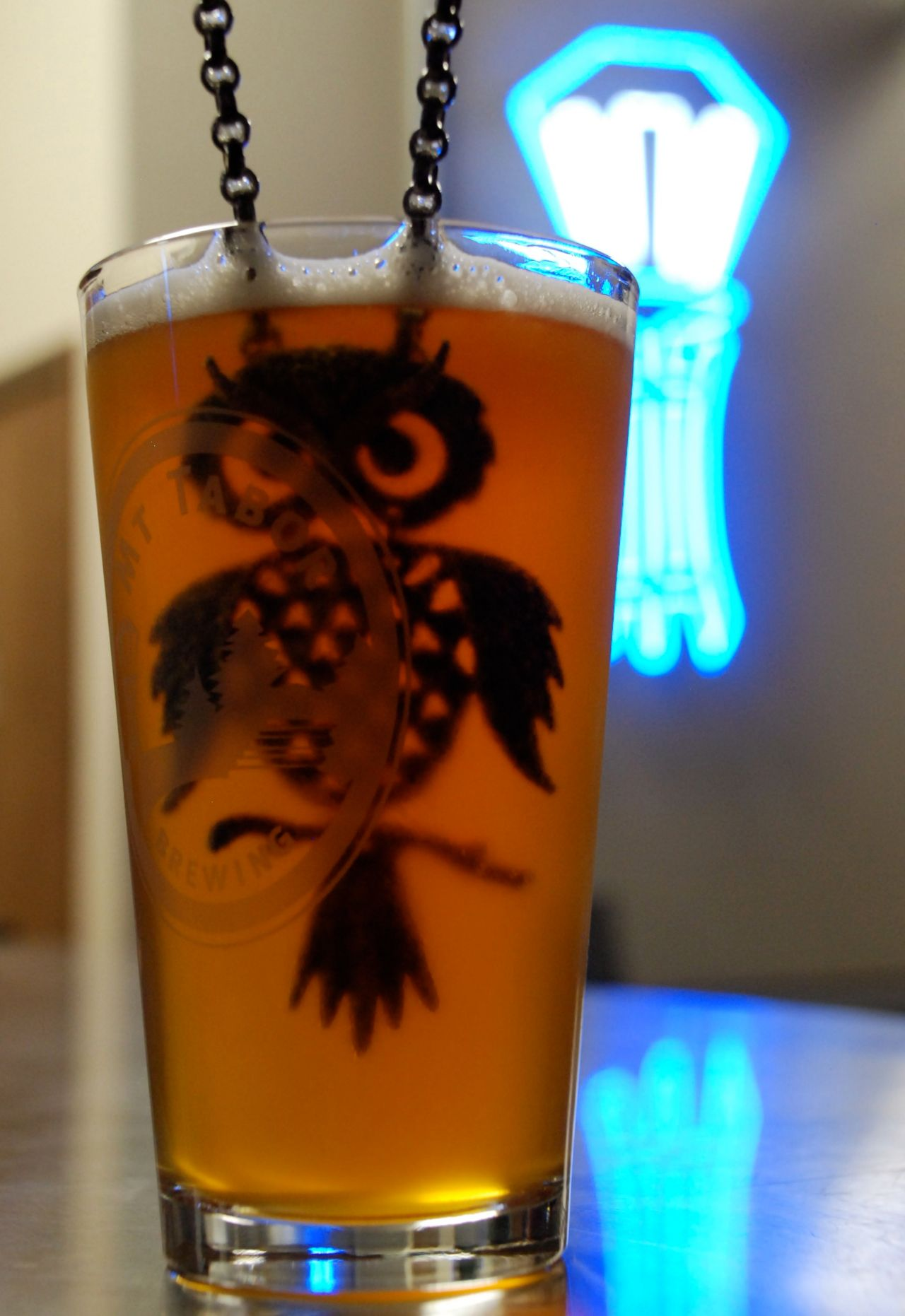 Owls like FREE BEER! How about you?