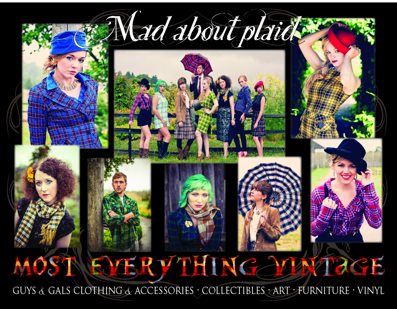 Mad about Plaid in October