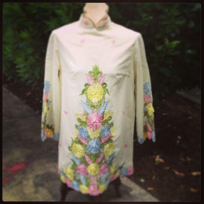 late 60's mini dress