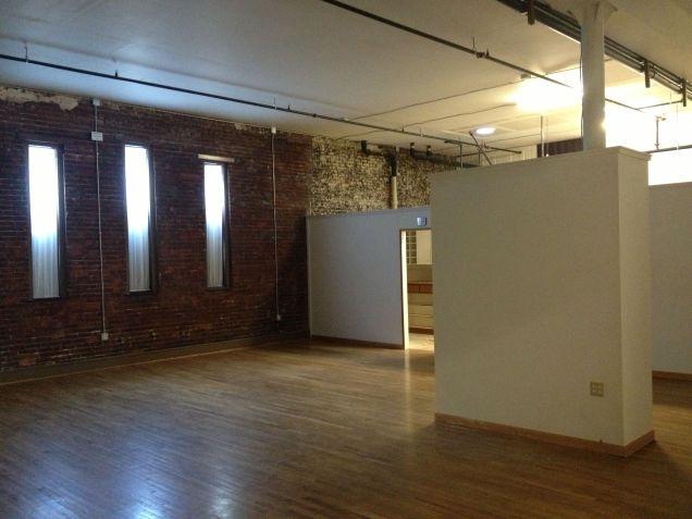 High ceilings and fir floors