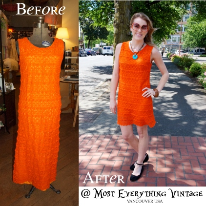 Orange Lace $45