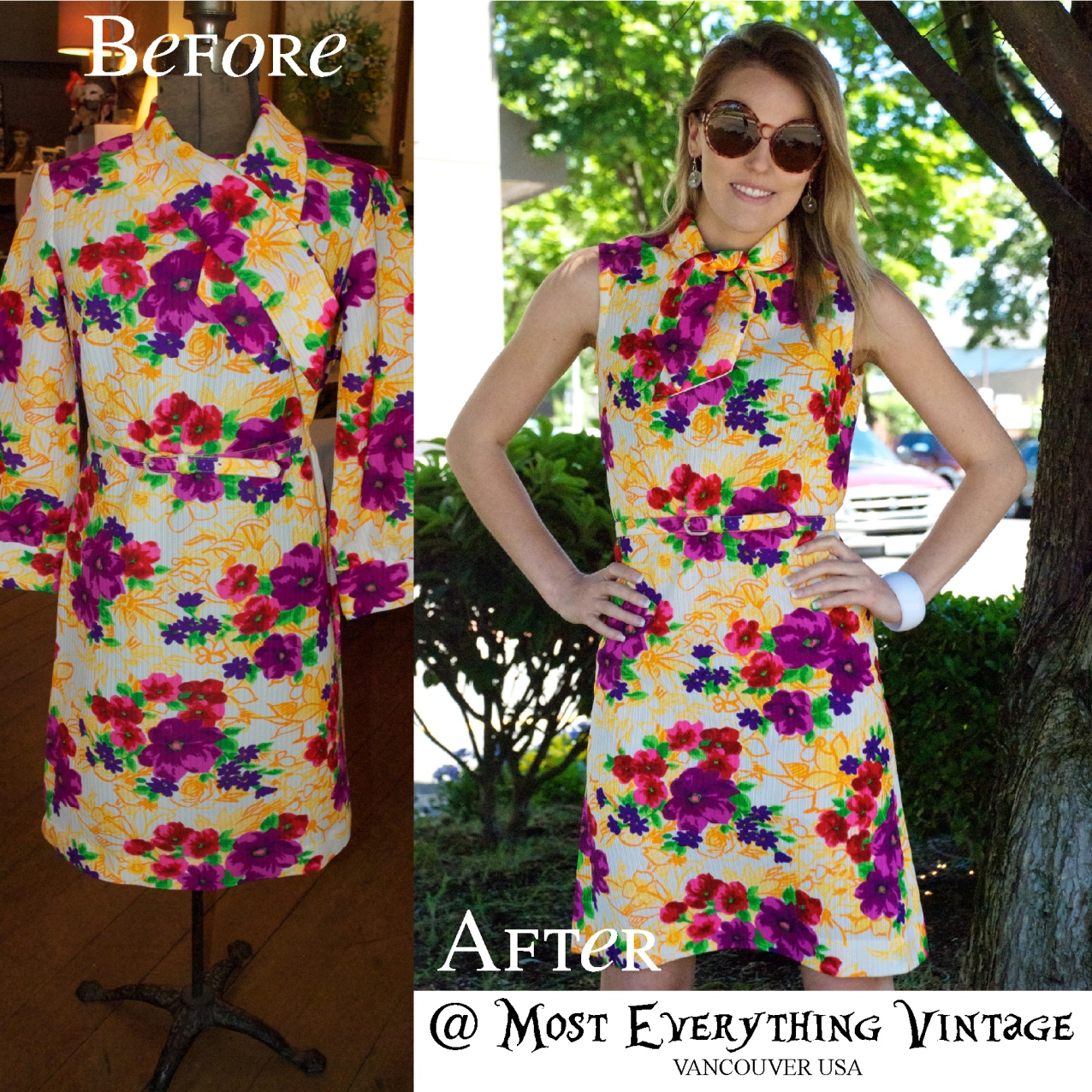 Bright Floral $48