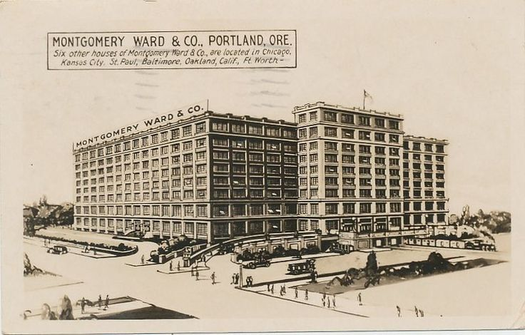 History of Montgomery Ward