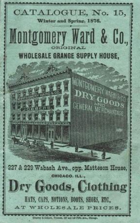 Resultado de imagen de Montgomery Ward catalog vintage