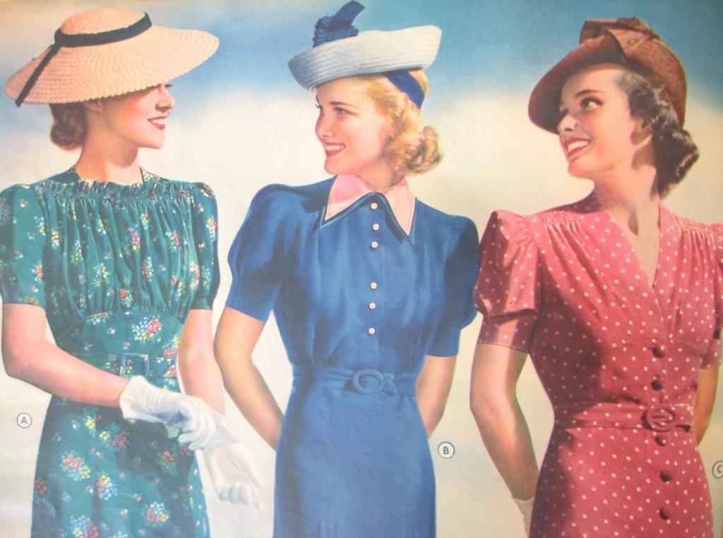 Through the Decades: Women'sHats