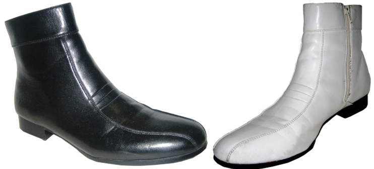 1960s Chelsea Boots