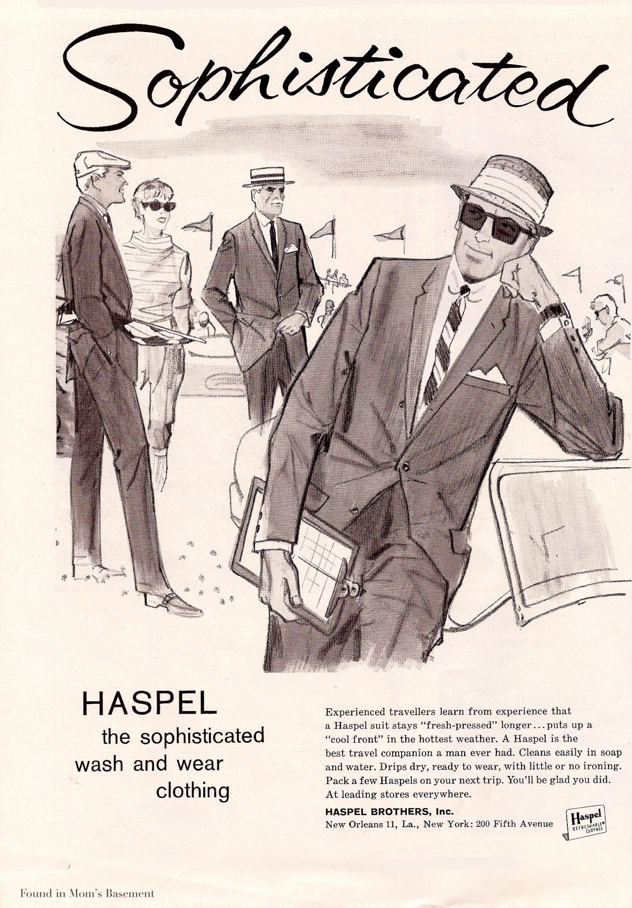 Through the Decades: Men'sSuits