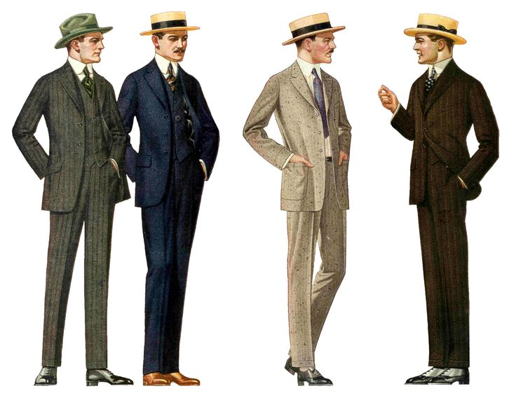 Through the Decades: Men's Ties
