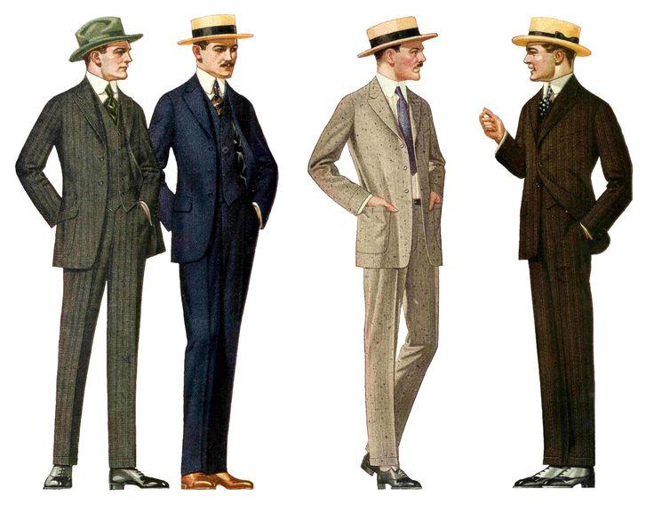 Through the Decades: Men'sTies