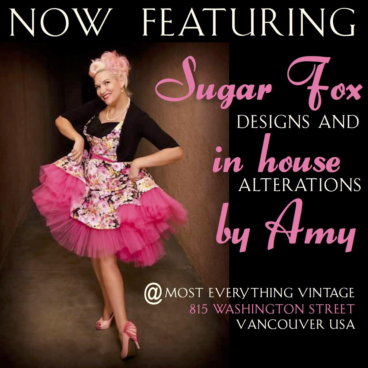 Sugar Fox promo
