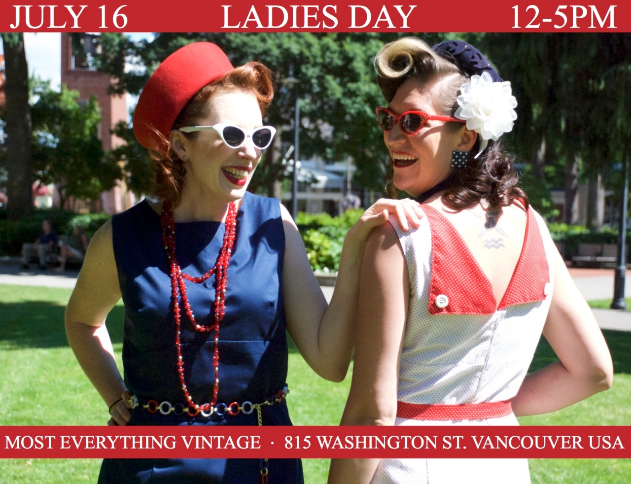 50's Ladies Day Event