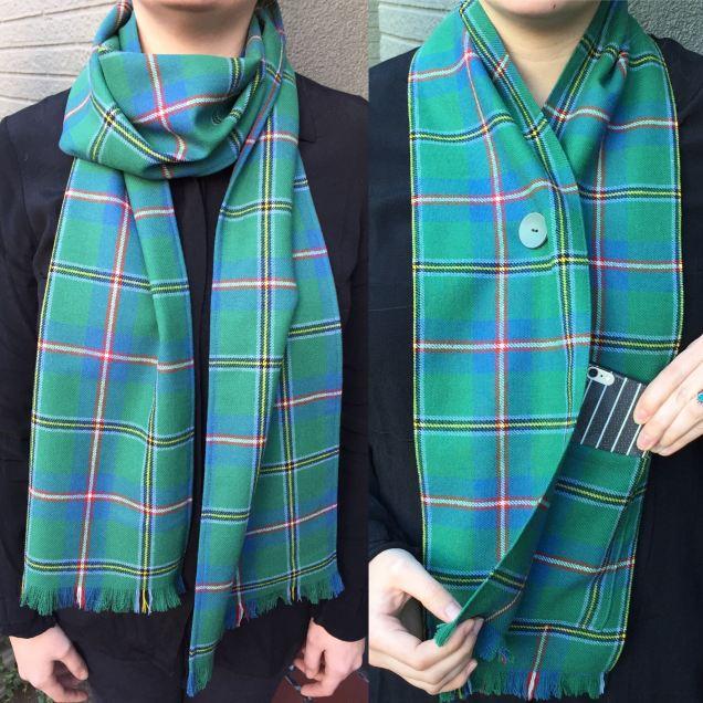 phone scarf