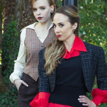 Joelle & Sondra-Red-4