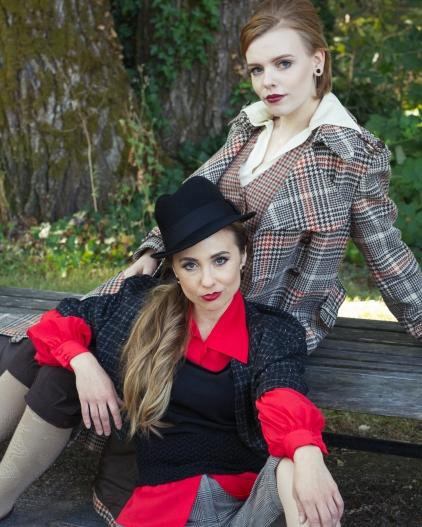 Joelle & Sondra-Red-6