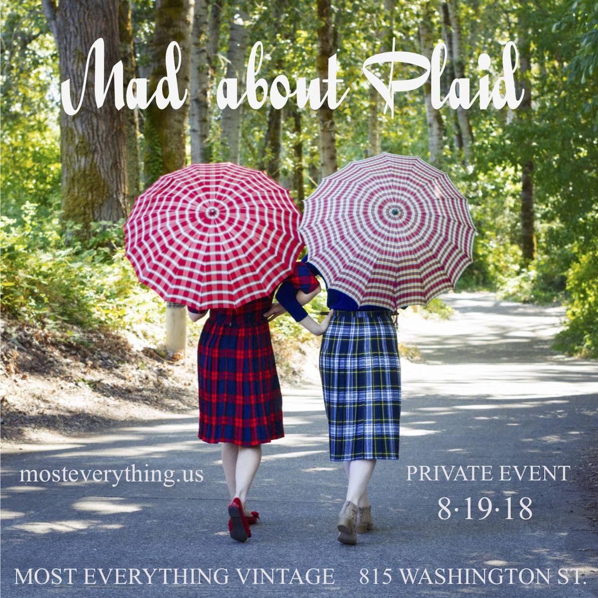 Mad About Plaid 2018