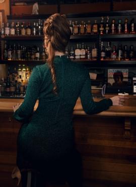 cab - beth green at bar